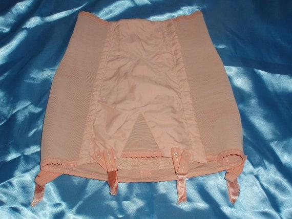 Girdle corset garter belt waist 56/64m pastimes li