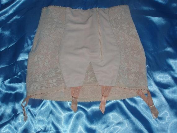 Girdle corset garter belt waist 74/78cm pastimes l