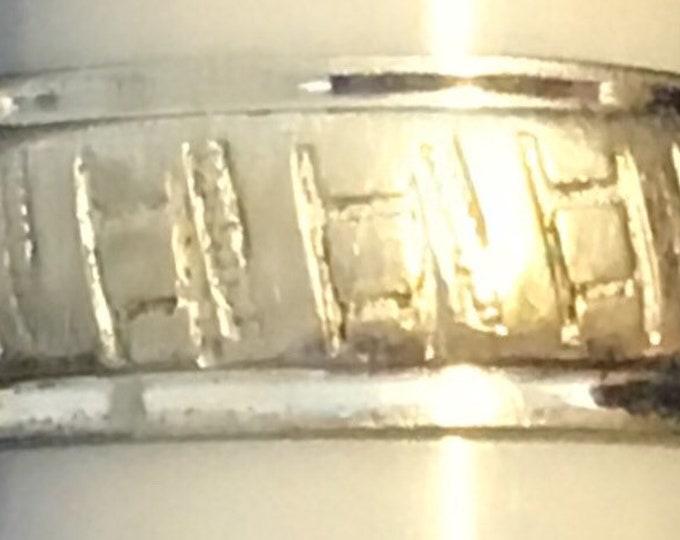 William Spartling, sterling ring