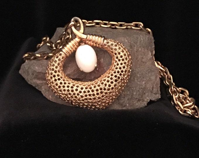 Vintage Jomaz necklace/pendant