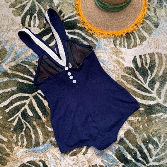 1940s Catalina swimsuit - image 5