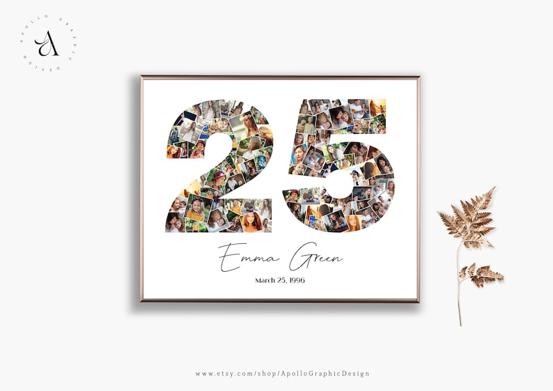 unique gift ideas for 25th birthday for daughter