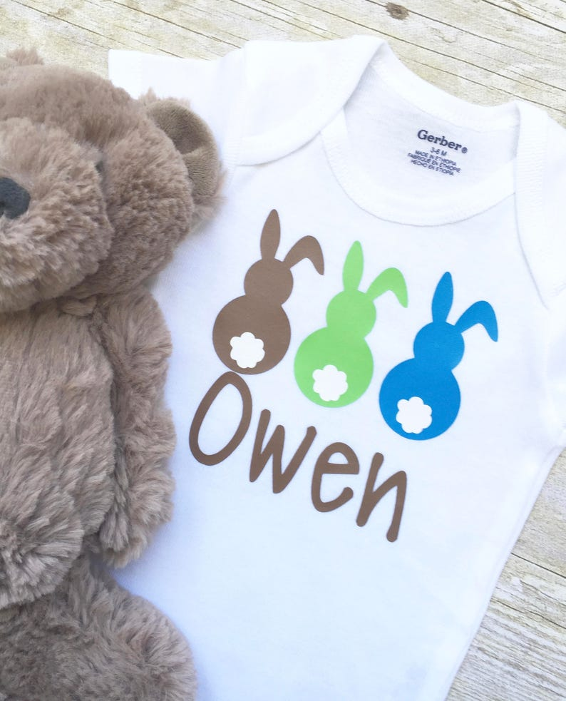 3061b148221b Personalized Newborn Onesie Personalized Baby Clothes | Etsy