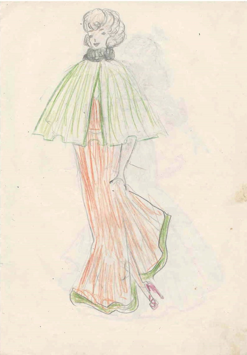 Fashion Designing Pencil Sketches Of Dresses Chelss Chapman