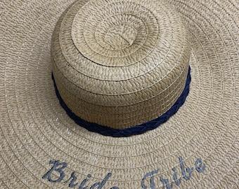 Bride tribe sun hats (7) 6a40876323e