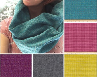 Infinity flannel Scarf | Womens Accessories | Scarves