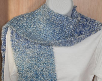 On Sale Now-Knitted Delft Scarves