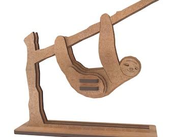 Sloth - 3D puzzle
