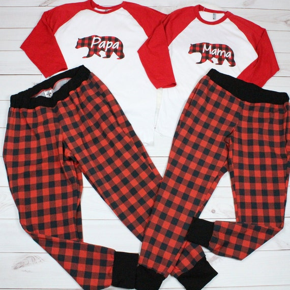 b263ce7d76fd mens christmas pajama pants buffalo plaid pajama pants mens lounge pants family  pajamas matching family pajamas