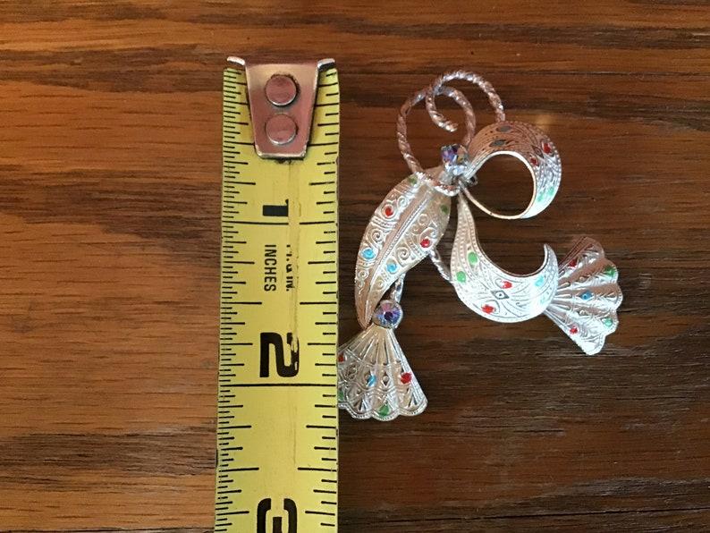 Vintage Earrings and Brooch set.