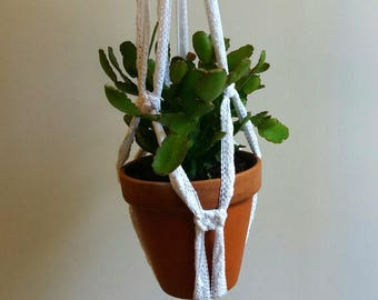 Macrame Lace Plant hanging Decoration