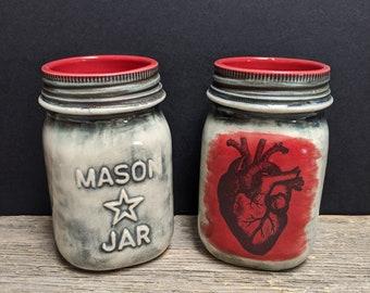 Heart Jar