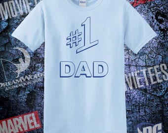 6ba394123 Seinfeld #1 Dad Shirt