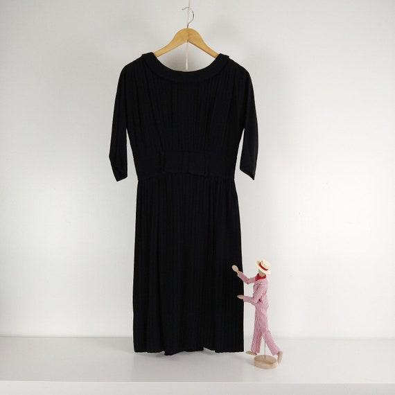 Perfect Little Black Cocktail Dress
