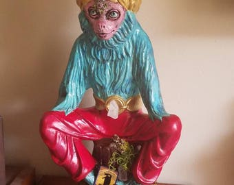 Curio Monkey Made to Order 21""