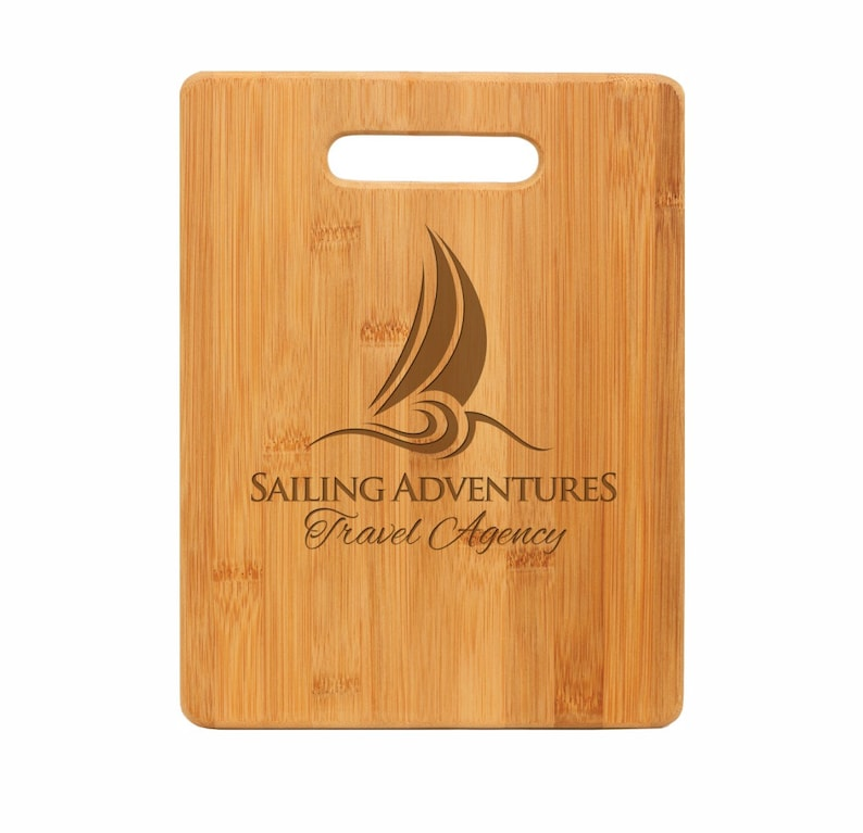 Housewarming Rectangle Bamboo Cutting Board 11 12 x 8 34 A perfect gift for special occasions Weddings and personalize gifts.