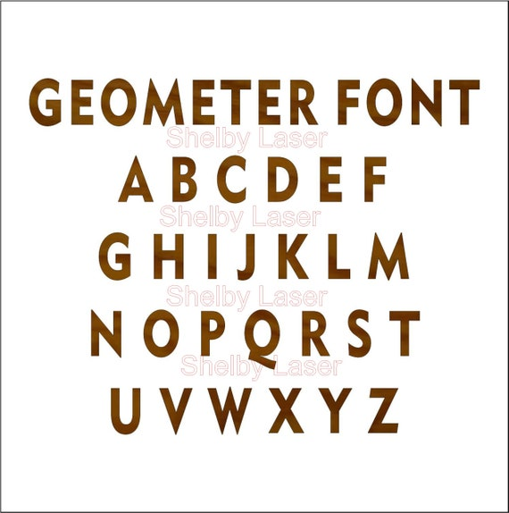 Large Wooden Letters 1 2 3 4 5 6 7 8 9 10 Inch Wood Letters And Small Wooden Letters Geometer Font