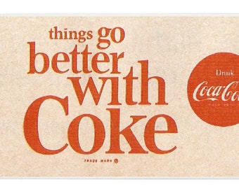 Amerikanischer Kühlschrank Coca Cola : Coca cola magnet etsy