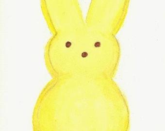 Yellow Peep