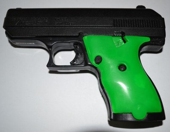 Hi point C9 CF380 pistol grip plastic zombie green