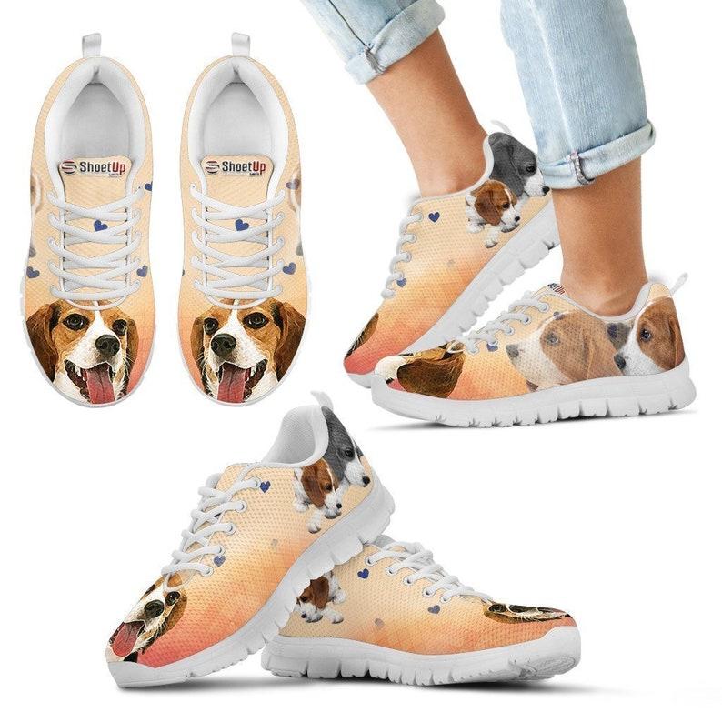 Boston Terrier Pop Art Print Running Shoes for Kids-Casual Sneaker