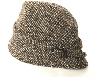 af22521b58b04 Tweed bucket hat