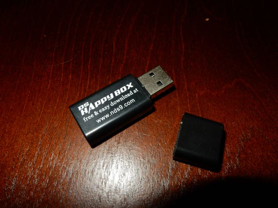 Nintendo DS Happy Box - R4 USB Micro SD Reader Attachment - No R4 Card #A206
