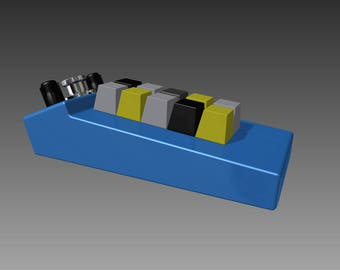 star trek tos spock calculator 3d files for 3d printer