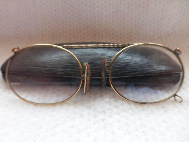be7346fa7ba Vintage Astig Pince-Nez Spectacles Vintage Pince-Nez E.Cooper