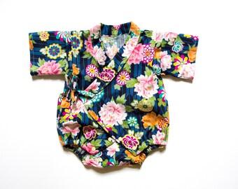 Baby Kimono Etsy