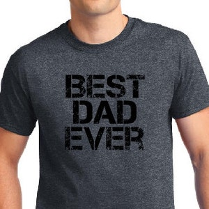 Dad Tee Dad Shirt Dad Gift Best Dog Dad Ever T Shirt Father Daughter Husband Grandpa Brother Son Step,Announcement tee Pregnancy