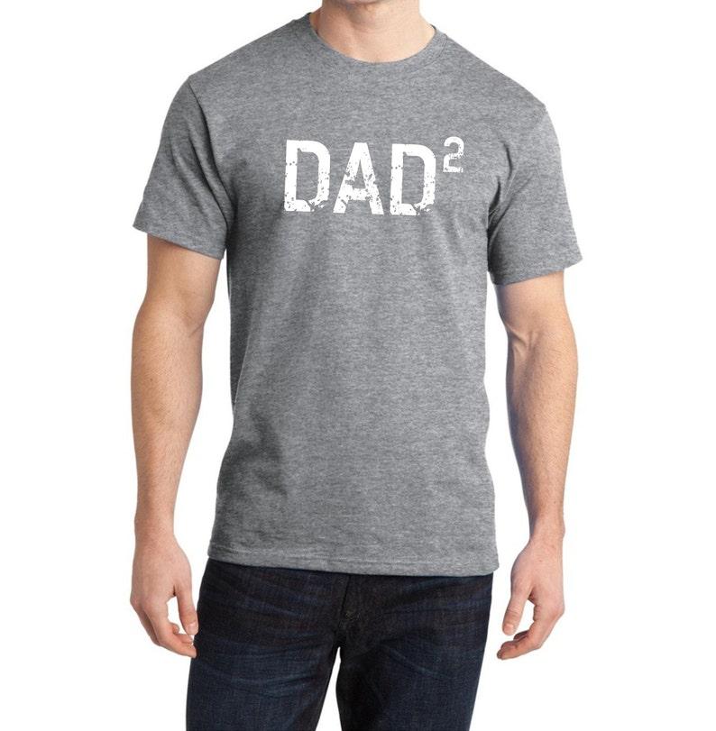 Dad Gift DAD 2 T Shirt