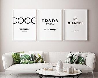 Fashion Wall Art Bedroom Decor Free Printable