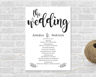 Wedding Invitation Template | INSTANT DOWNLOAD, Editable Text, Printable Invitation, Microsoft Word Format (docx),| Editable Template