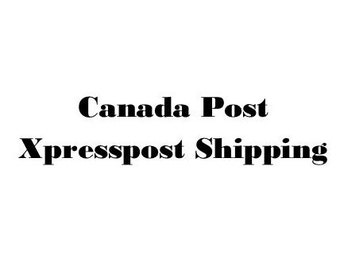Express Post Shipping