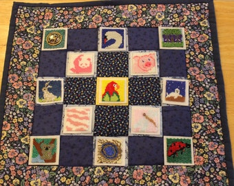 Bead-It-Forward Animal Themed Quilt BIF105
