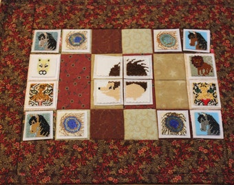 Bead-It-Forward Animal Themed Quilt BIF104