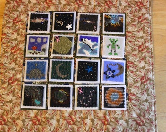 Bead-It-Forward Space Themed Quilt BIF03