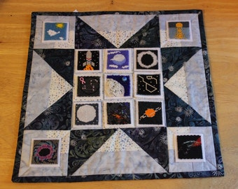 Bead-It-Forward Space Themed Quilt BIF25