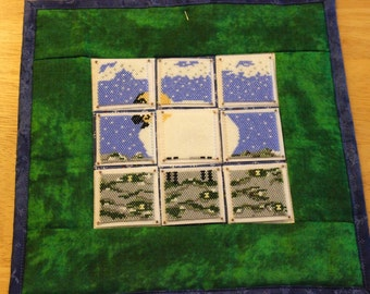 Bead-It-Forward Animal Themed Quilt Sheep Mosaic BIF113