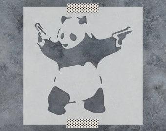 graphic regarding Printable Kryptek Stencil named Guns stencil Etsy