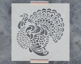 Turkey Cookie Stencil Durable /& Reusable Mylar Stencils