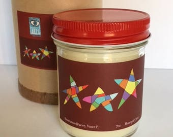 Honeyed Clove Soy Candle