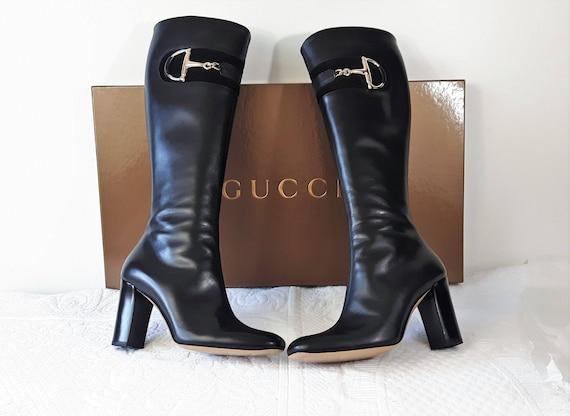 Gucci boots originals Florence vintage
