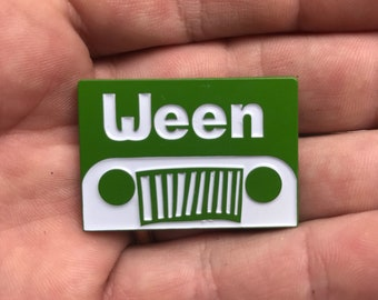 Jeep Ween Pin