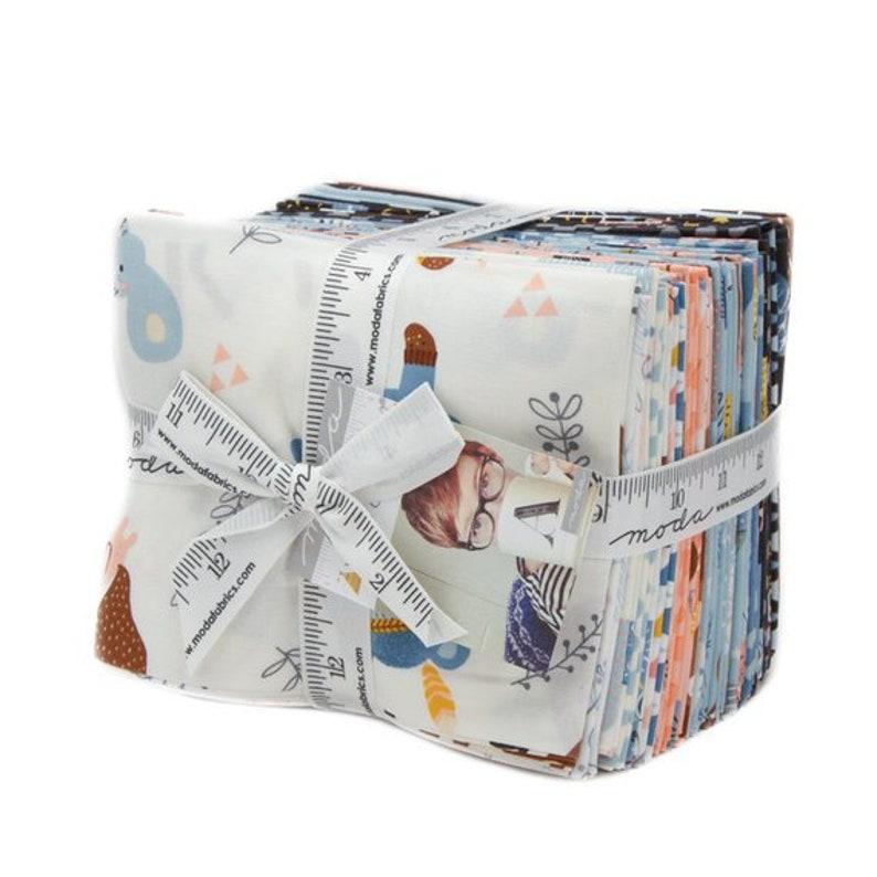 Wild and Free fat quarter bundle