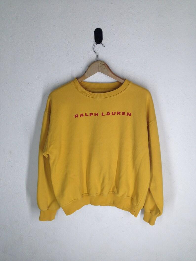 Retro Skateboard School Ralph Gear Old Lauren Vintage Sweatshirt Hop 90s Sport Style Polo Fashion Rap Hip QWxoedBrC