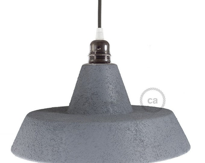 "Pendant light, room lamp, ""Industrial Ceramic"", Restaurant lighting, Bar lighting, minimalist Lamp, Loft,"