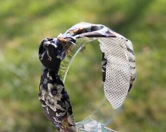 Bobbie Fabric Covered Headband