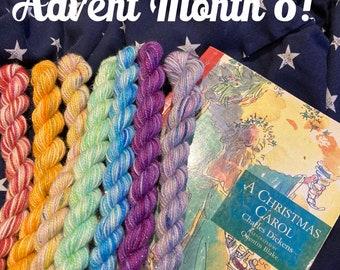 A Christmas Carol Advent Club - Month 8